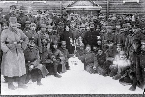 Hannukah 1916