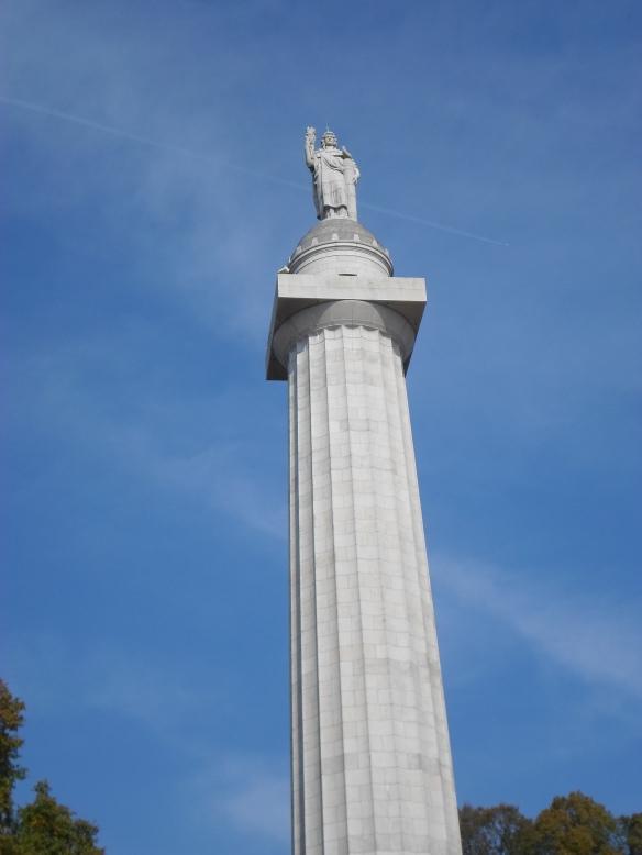 Montfaucon memorial