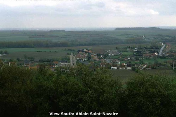 Notre Dame de Lorette 400 View South